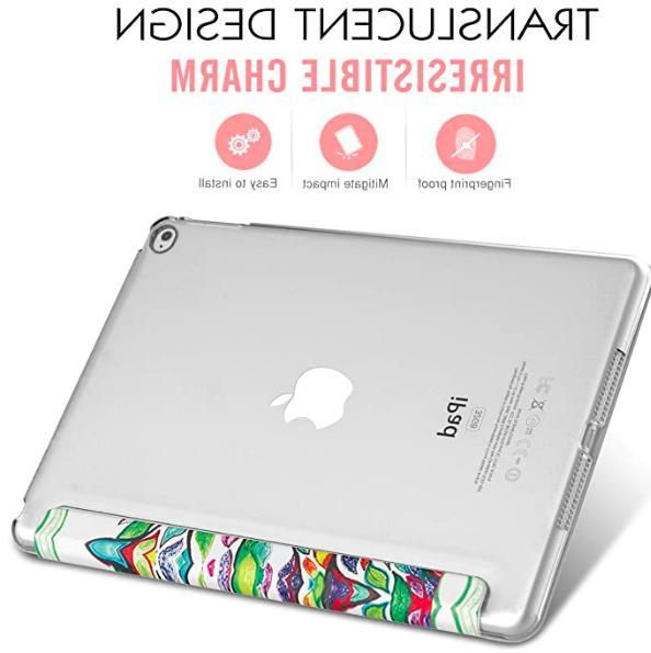 MoKo Case Fit Air - Slim Lightweight Smart Cover