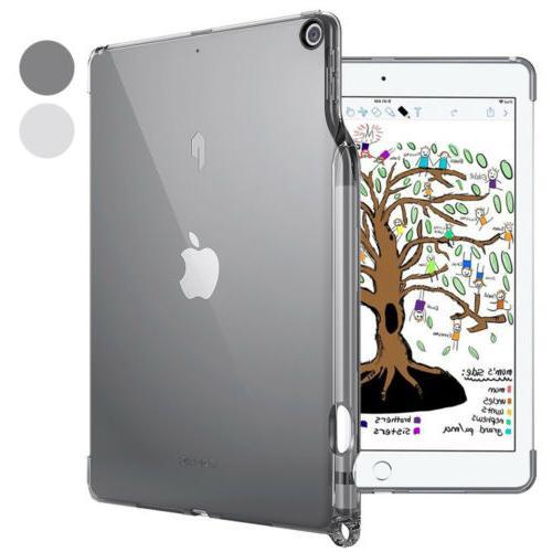 Case For Apple iPad 9.7  Poetic【Lumos】Transparent TPU Co