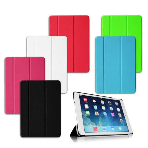 Fintie Case For Apple iPad Air A1474 Trifold PU Leather Case