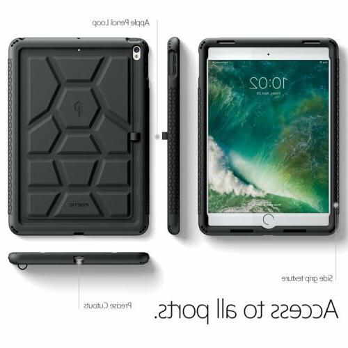 Case For Apple iPad Pro 10.5  Poetic【TurtleSkin】Heavy Du