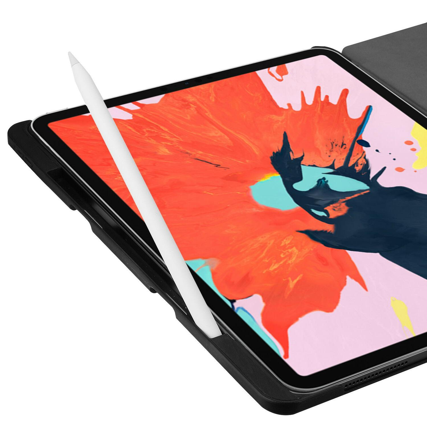 """Pencil Charging Supported Smart Case for 2018 iPad 11"""""""