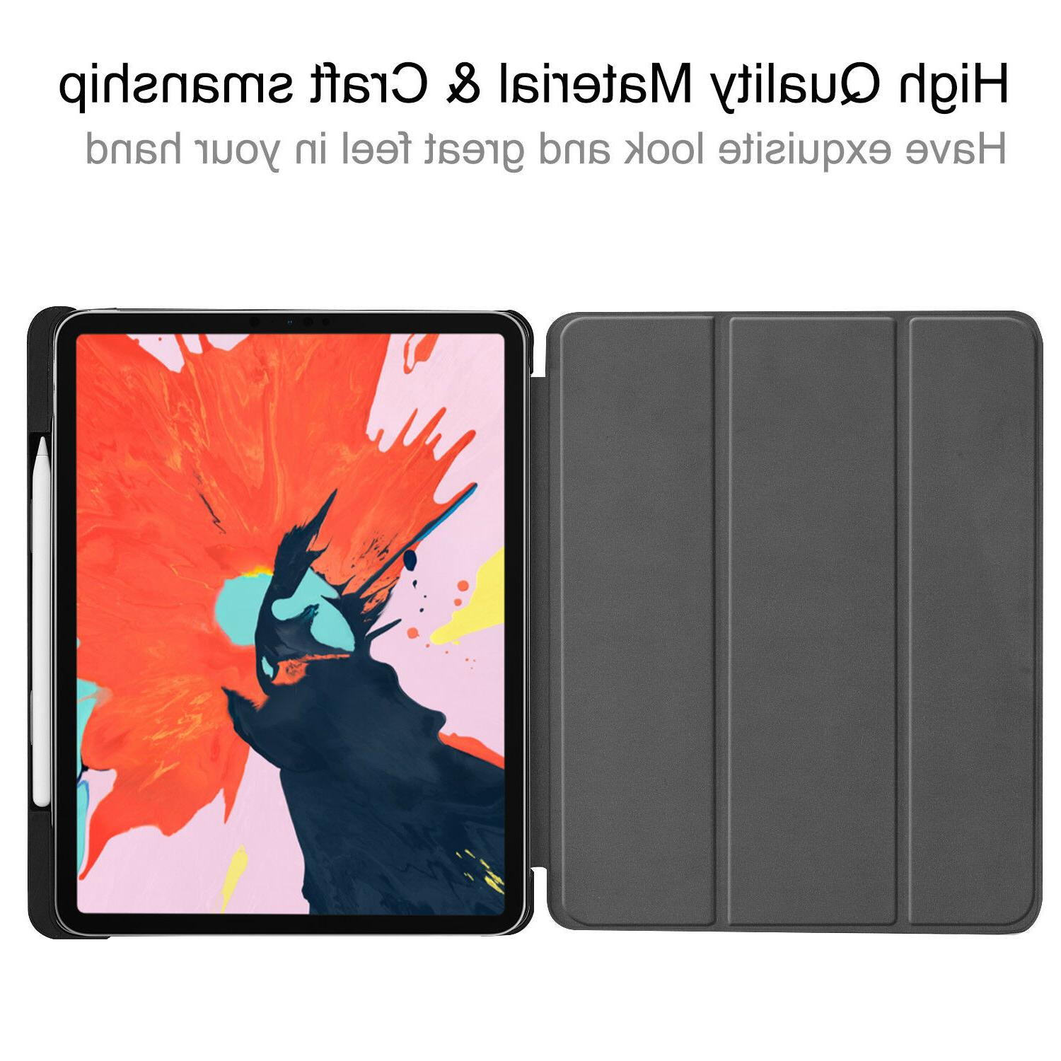 Case for Apple iPad Pro 11 Inch 3rd Gen 2018 with Apple Pen