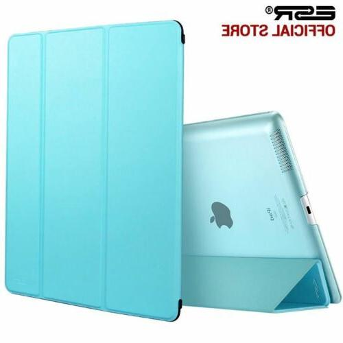 Case for iPad 2 3 4, ESR Yippee Color PU Transparent Back Ul