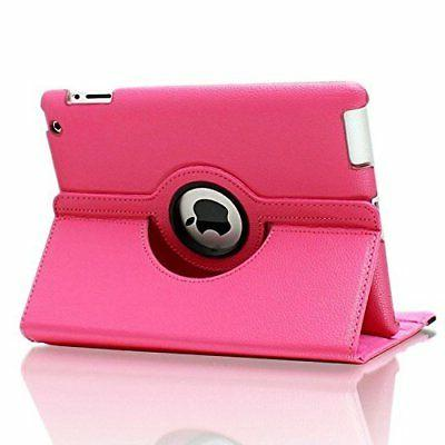 AiSMei Case for iPad 4 2012, Rotating Case
