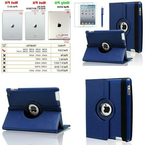 case for ipad 4 2012 rotating 9