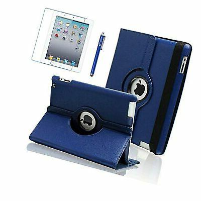 case for ipad 4 2012 rotating stand