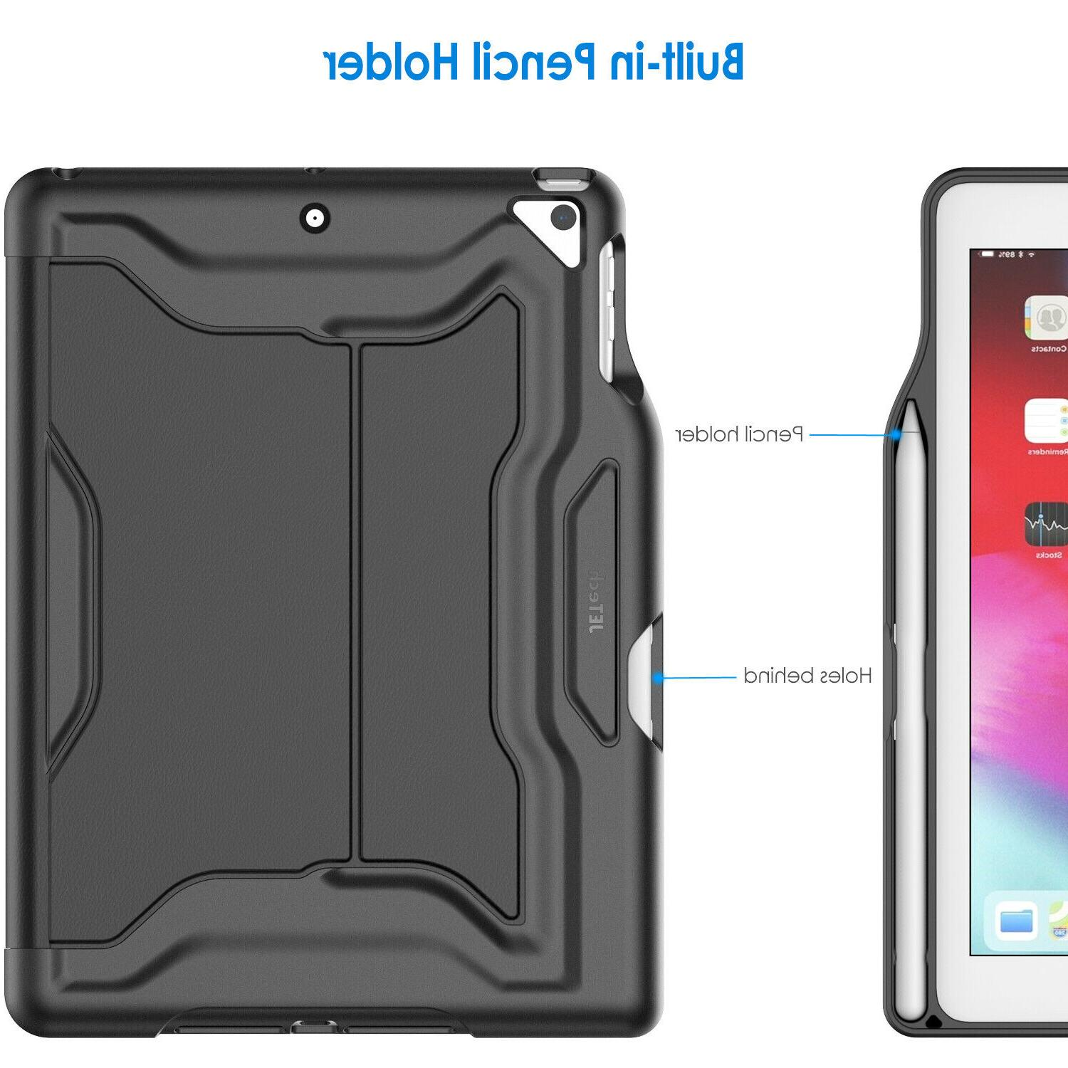 JETech Case for iPad 9.7-Inch 6th/5th Model with Holder