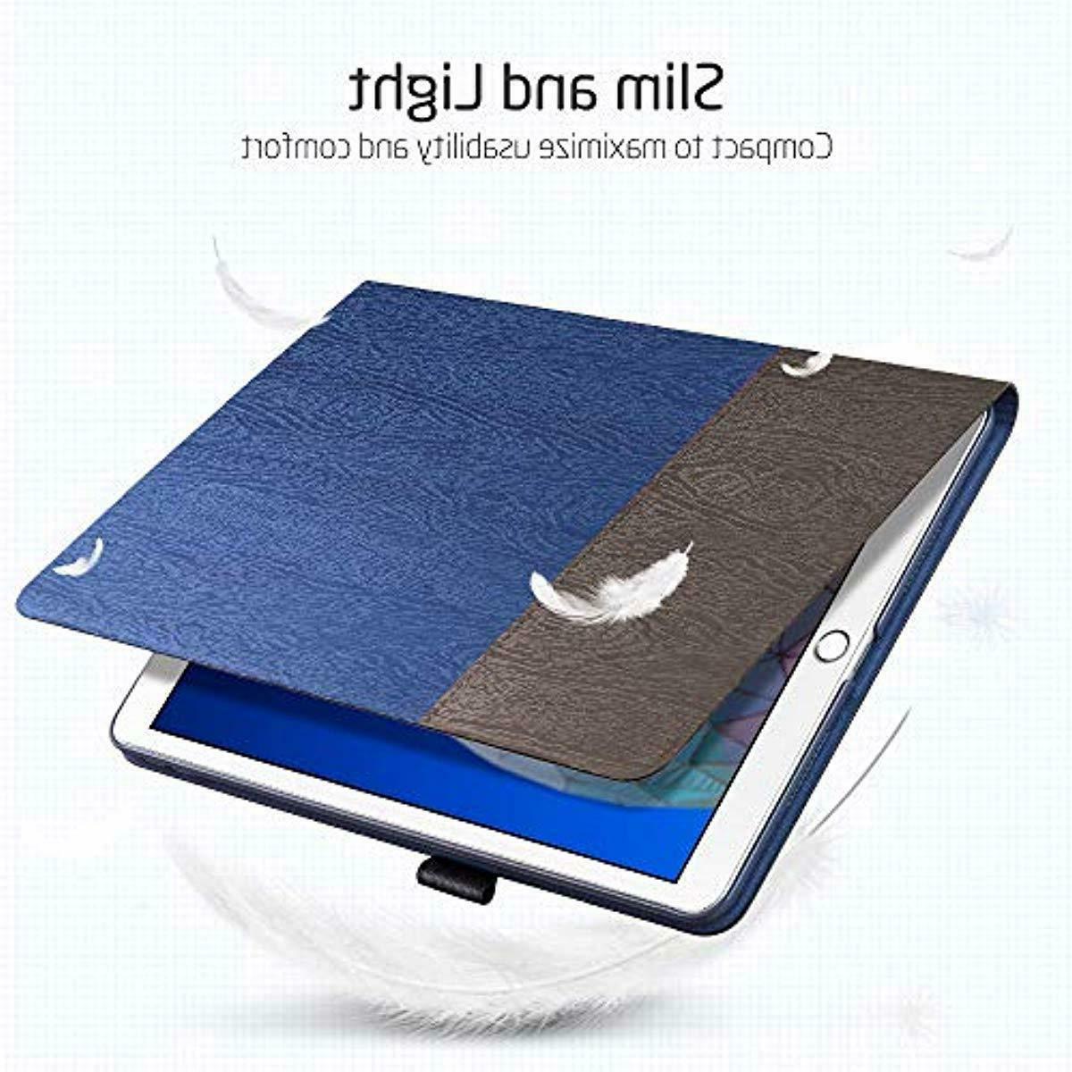 ESR iPad Air Case Pencil Book Design Multi-Angle