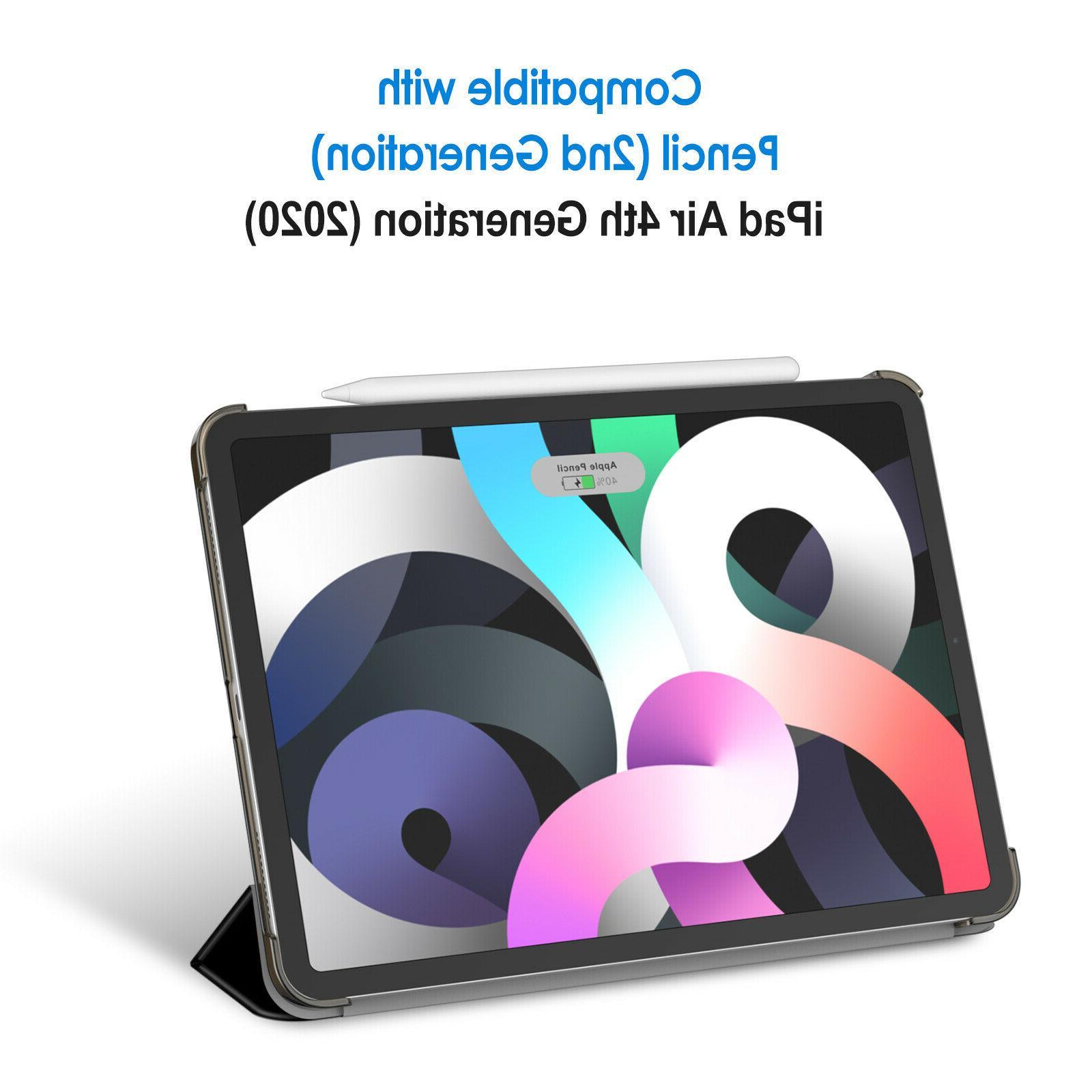JETech Case iPad Air 4th Generation 10.9-Inch Black