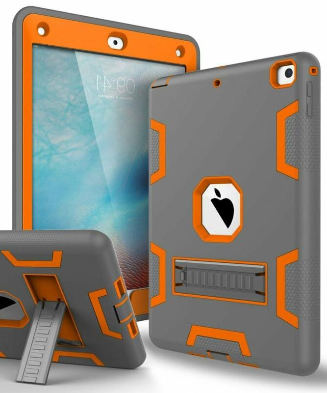 Topsky Case For New Ipad 9.7 2018,Ipad 6Th/5Th Generation Ca