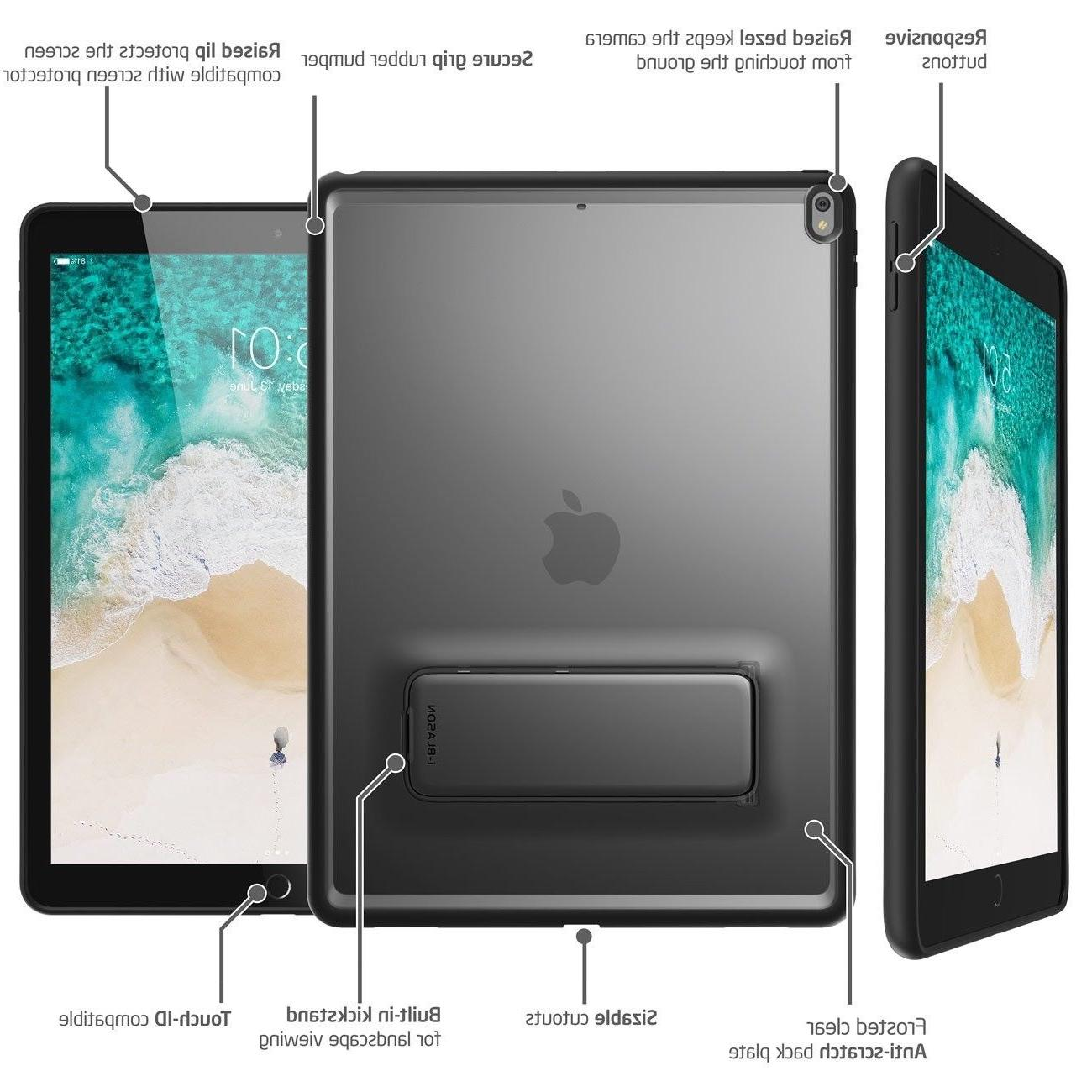Case i-Blason Halo Series Kickstand New iPad Inch