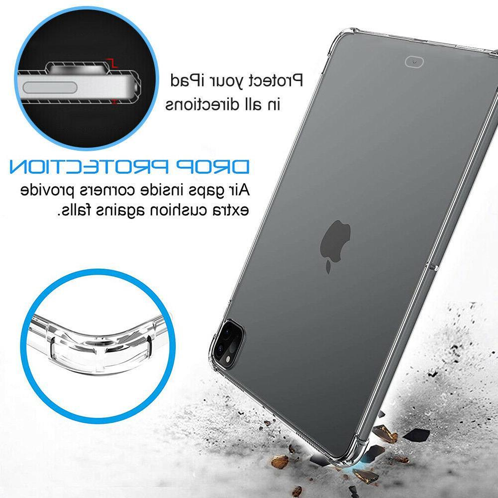 Clear Soft Gel iPad ALL Shockproof TPU Cover