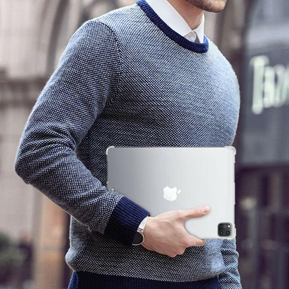 Clear Gel Apple TPU Cover