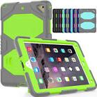 Drop Proof Shockproof Military Rubber Hard Case with Stand F