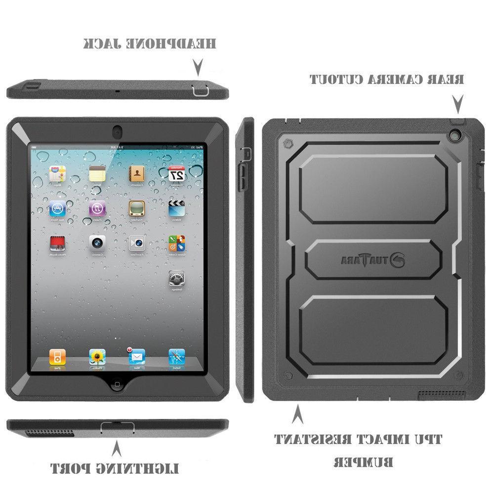 Case iPad 2/3/4 W/Built-in Screen