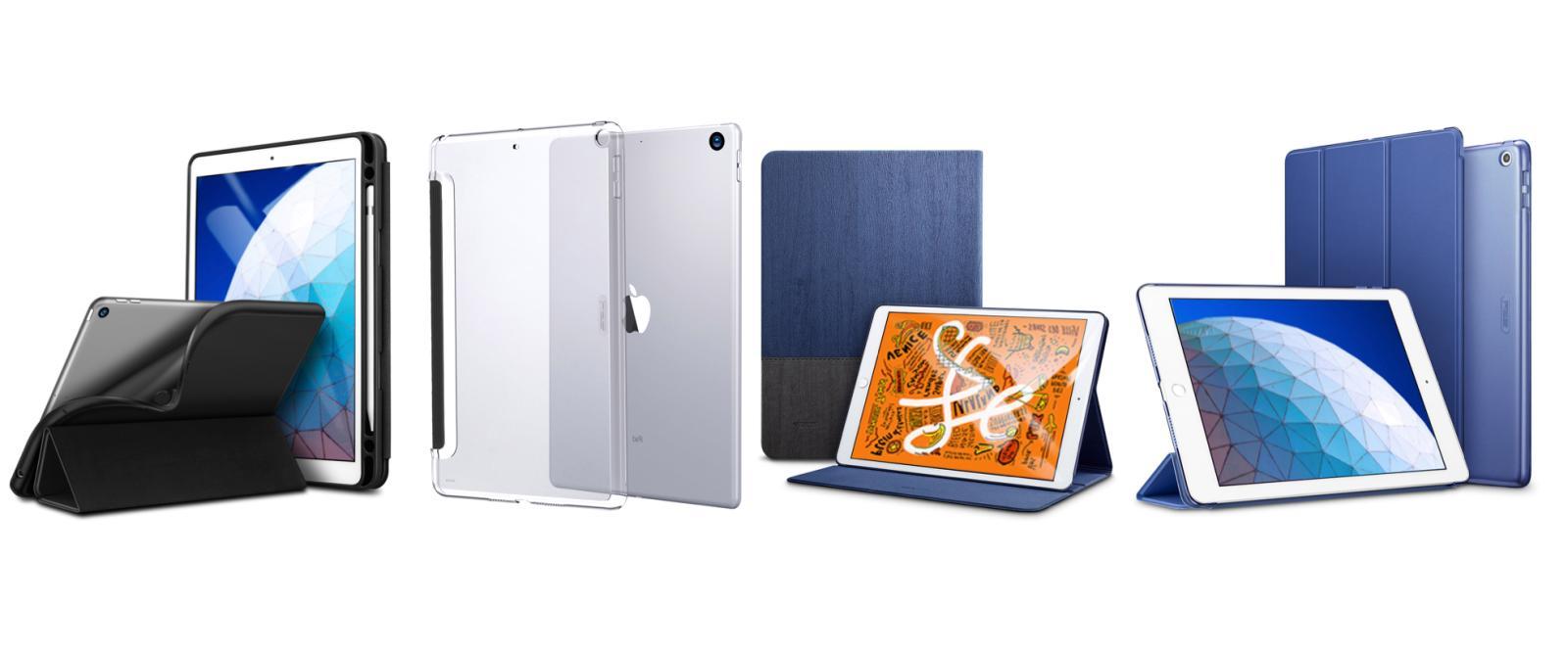 ESR iPad with Trifold Blue - in box $$-back
