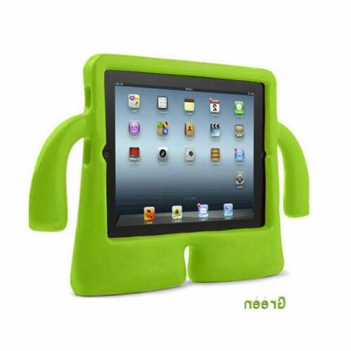 Kids Safe Silicone Rubber Shockproof Case Apple iPad 1 2