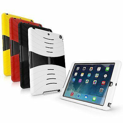 BoxWave Extreme Rugged Hybrid Case - Apple iPad Air 1