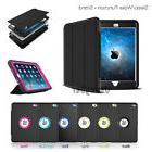 Flip Leather Smart Case Cover Wake Protector Fr iPad 2 3 4 M