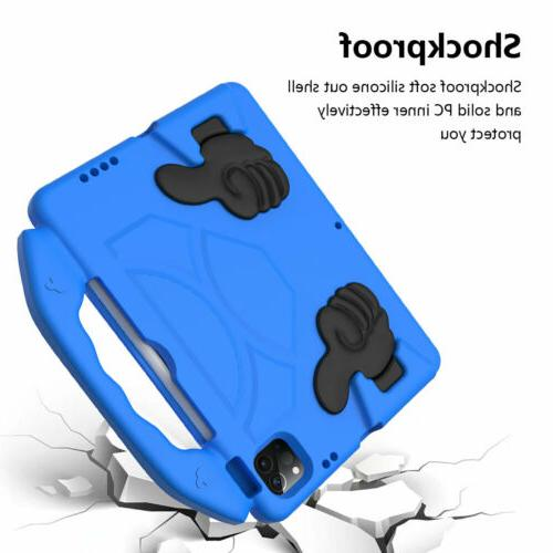 """Foam Case For 10.2"""" 11"""" 10.5"""" 3 Kids Shockproof Stand Cover"""