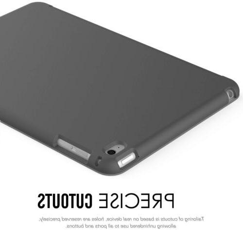 MoKo Shell Stand Cover for Apple iPad 4 7.9""