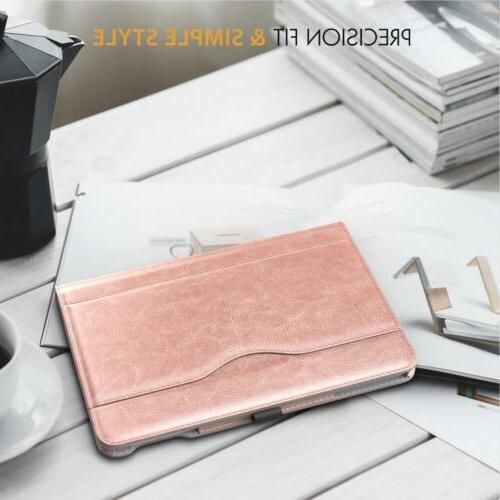 MoKo Folding Folio Cover Case Card Apple iPad 9.7