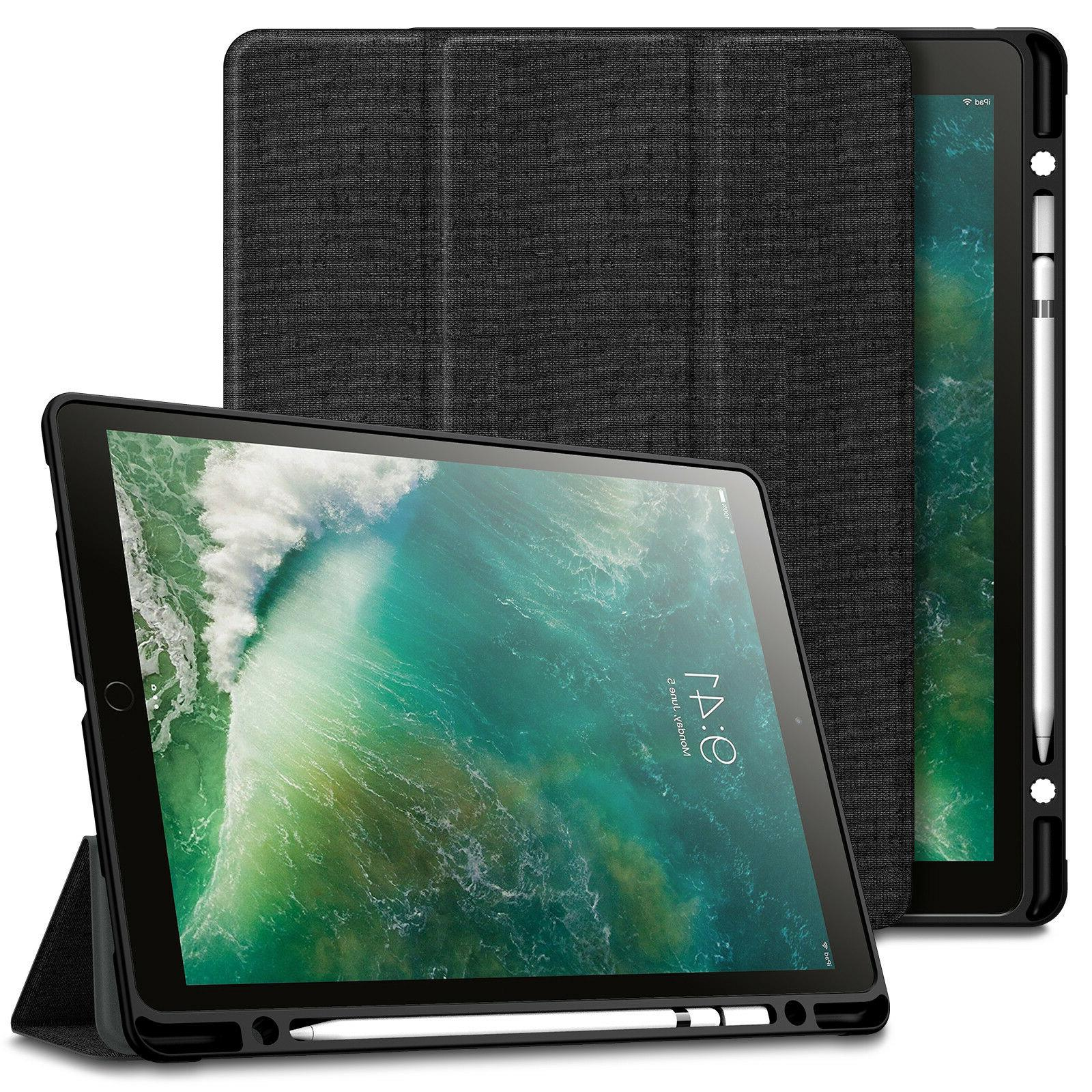 Folio Tablet Case Cover Stand for Apple iPad Pro 12.9 Inch 2