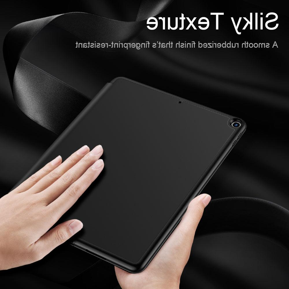 <font><b>ESR</b></font> <font><b>Case</b></font> Air 3 7 Folio Oil Ultra Smart TPU <font><b>Case</b></font> for <font><b>iPad</b></font>