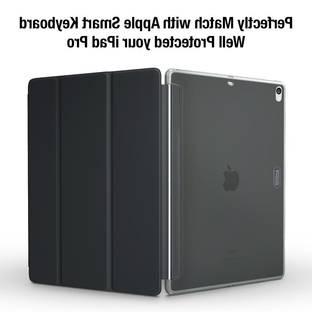 <font><b>Case</b></font> Pro 10.5, Back <font><b>Case</b></font> Perfect Match with Smart Fit Back Cover for <font><b>iPad</b></font> Pro 10.5