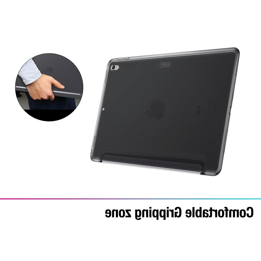 <font><b>Case</b></font> <font><b>iPad</b></font> Pro 10.5, <font><b>ESR</b></font> Hard Back <font><b>Case</b></font> Smart Keyboard Back Shell Cover for <font><b>iPad</b></font> Pro