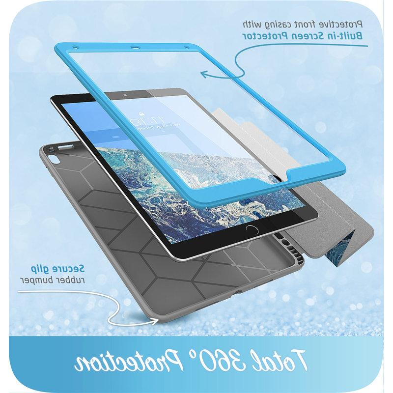 For <font><b>ipad</b></font> <font><b>Case</b></font> <font><b>iPad</b></font> 10.5 <font><b>Case</b></font> Trifold Auto & Screen