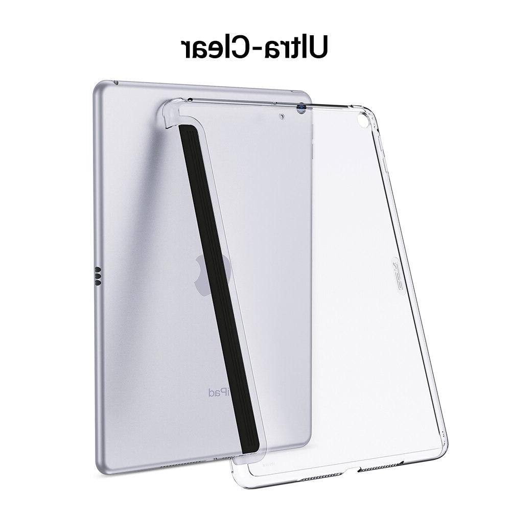 HAWEEL for <font><b>iPad</b></font> Air 2019 Dedicated <font><b>Case</b></font> Clear Bumper Yippee Plus Series