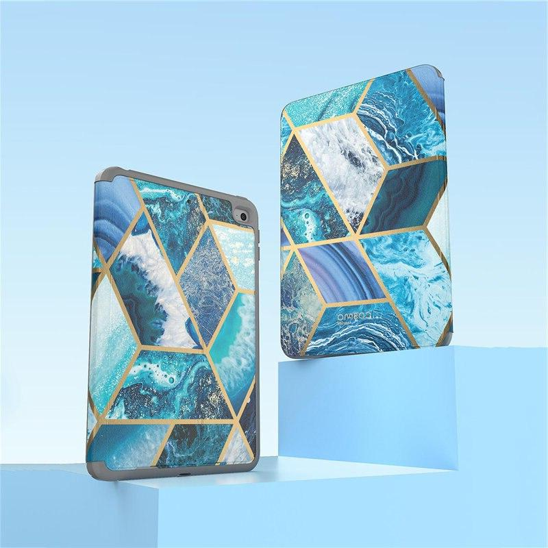 For <font><b>ipad</b></font> 5 <font><b>Case</b></font> Full-Body Stand Cover with Sleep/Wake &