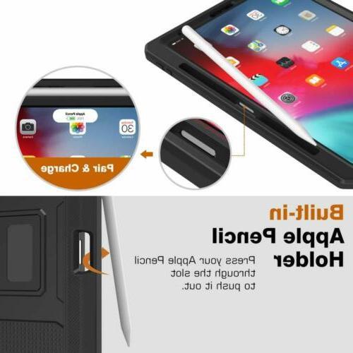 MoKo Full Cover Shock Proof Holder iPad Pro 11 2018