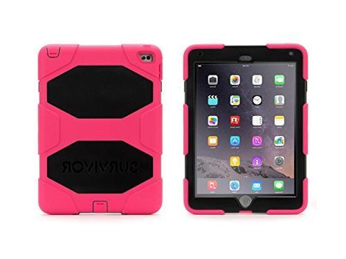 Griffin GB40337 Survivor All-Terrain for iPad Air 2 - Pink/B