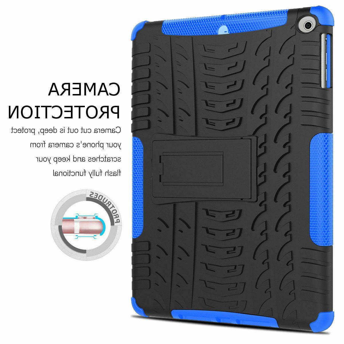 Heavy Case For iPad Mini 123 Air2 / 5th 6th 10.5