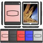 Heavy Duty Rugged Stand Tablet Case For Apple iPad Air 2 wit
