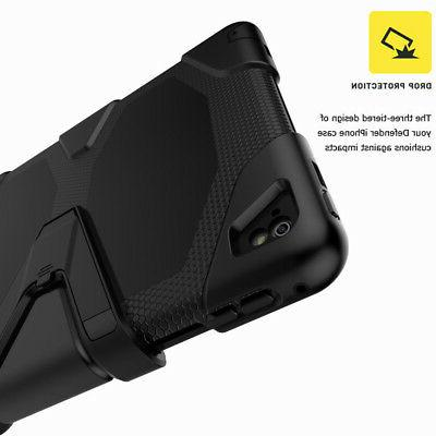 Heavy Shockproof Rugged Armor Screen Case For Apple