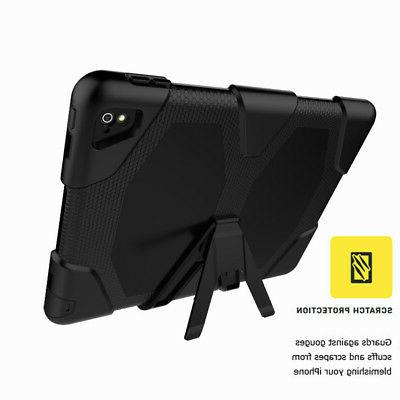 Heavy Shockproof Armor For iPad Tablet