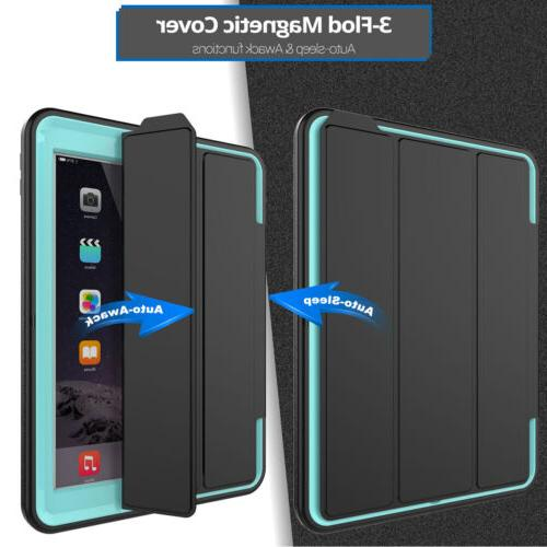 Heavy Duty Stand Case iPad 6th Screen Protector