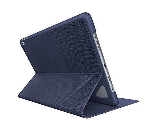 Logitech 939-001467 Hinge - Flexible with Stand Apple iPad Blue
