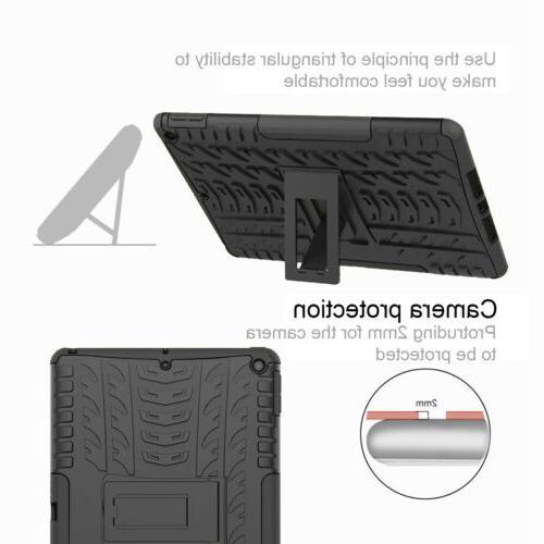 "Hybrid Rubber Armor iPad 10.2"" Gen 2019 Cover"
