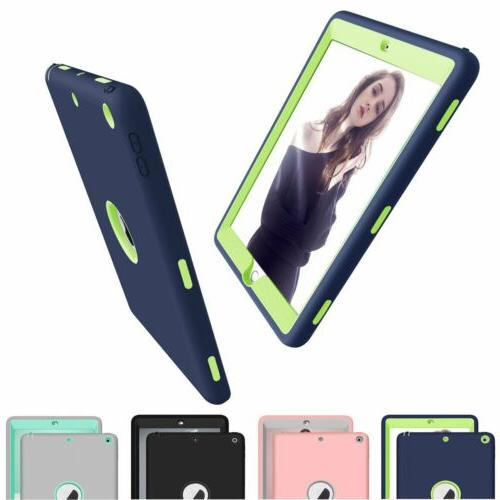 Hybrid + Shockproof + Impact Resistant + Case Cover For All