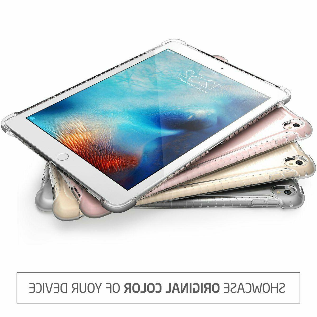 iPad 9.7 Inch Cover SoftGel TPU Protective