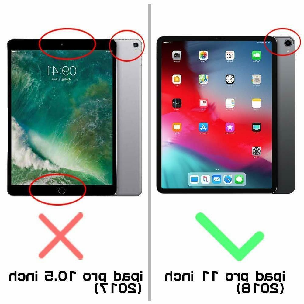 i-Blason Pro 11/12.9 Case 2018 Compatible