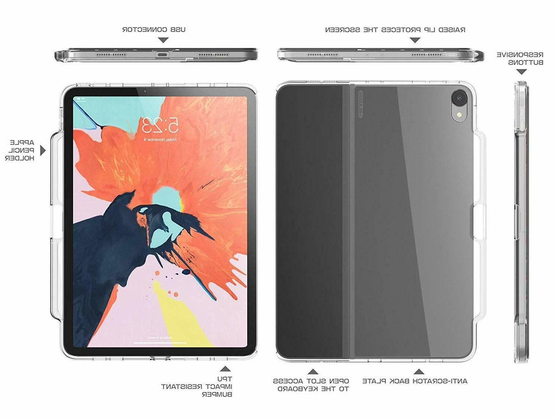 "i-Blason iPad 11.0""/12.9"" 2018 Case, Smart"