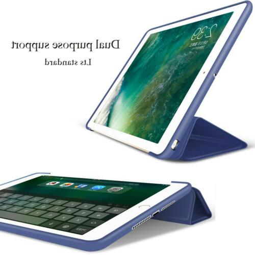 For iPad Air Mini 5 Smart Silicone Shockproof