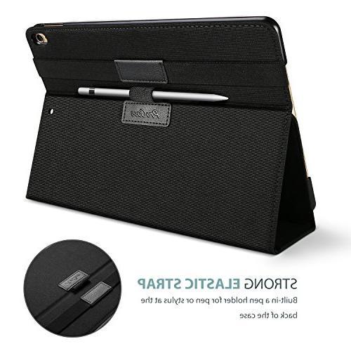 iPad Pro Case - ProCase Snug Hard Shell Case Pro 10.5 with Holder and Sleep/Wake