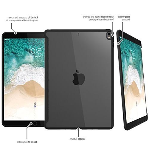 iPad 2017 i-Blason Hybrid Cover iPad 2017, Not Pro 10.5