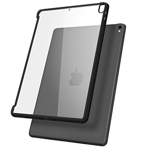 iPad Pro 2017 Release, i-Blason Clear Hybrid Cover for Apple iPad Pro 2017, Pro 10.5